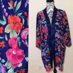 Victoria's Secret Floral Kimono Robe